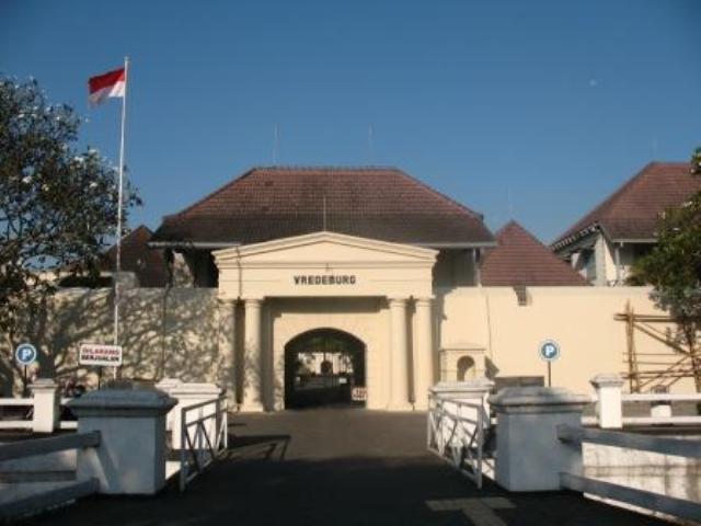Benteng Vredeburg in Yogyakarta