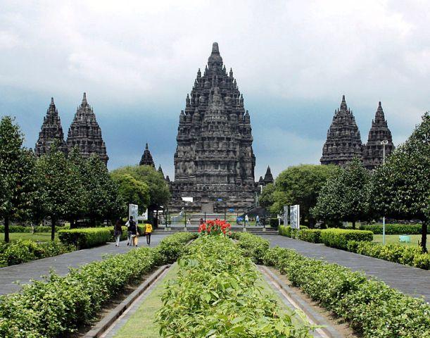 Candi Prambanan in Yogyakarta