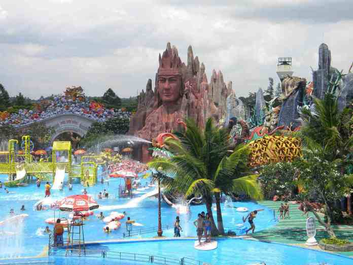 Dam Sen Water Park and Other HCMC Water Parks in Ho Chi Minh