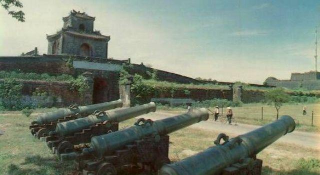 Demilitarized Zone in Hue
