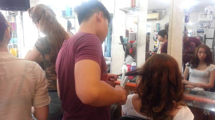 Hair Salons and Hair Care in Ho Chi Minh