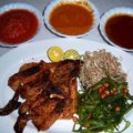 Eating and Drinking in Lombok