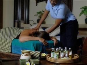 Massage in Lombok