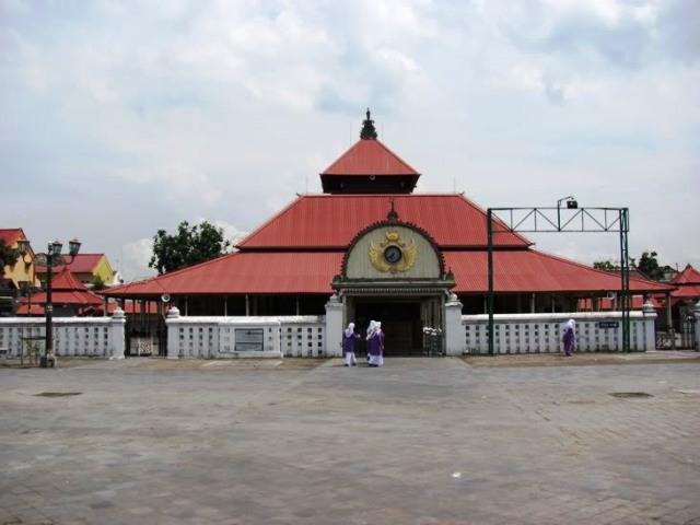 Masjid Gede Kauman in Yogyakarta