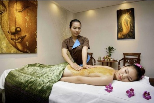 Massage in Siem Reap