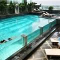 Swimming in Medan