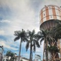 Tirtanadi Water Tower in Medan