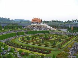 Nong Nooch Botanical Garden in Pattaya