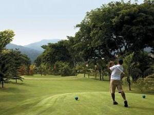 Golf in Penang