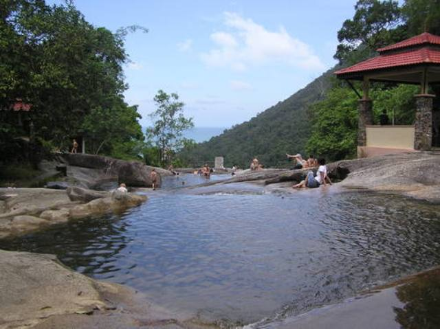 Seven Wells in Langkawi