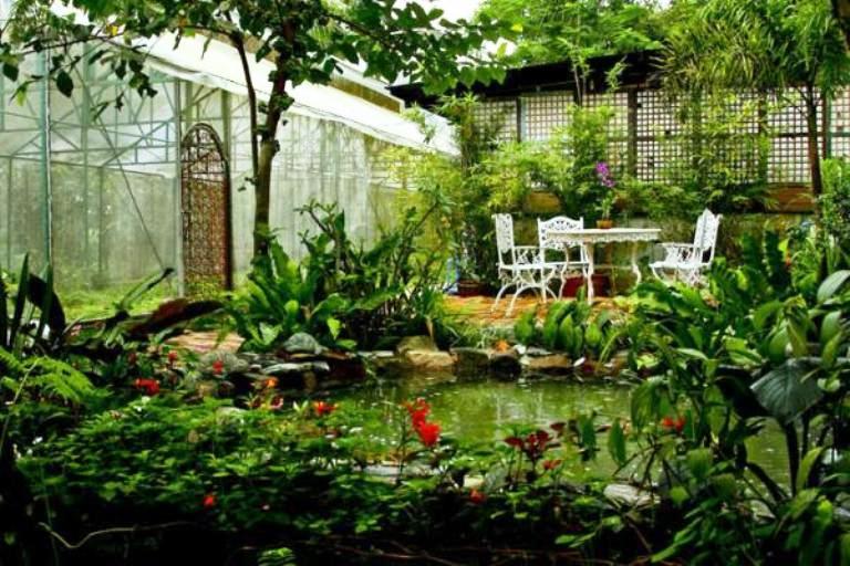 sonya's garden, tagaytay, philippines