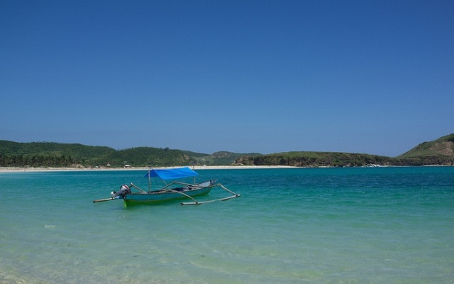 Tanjung A'an in Lombok