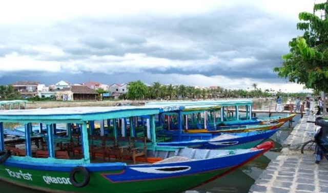 Weather in Hoi An