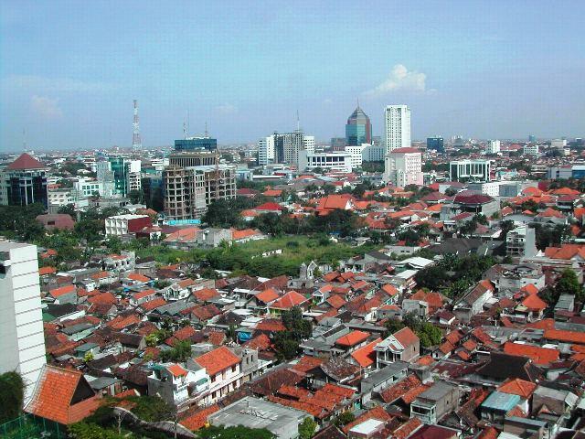 Weather in Surabaya