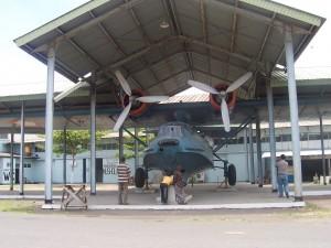 Aircraft Museum in Yogyakarta