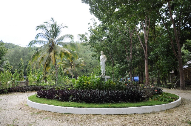 Garcia Hernandez Roxas Park in Bohol