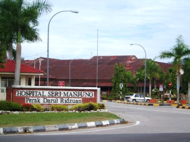 hospital in pangkor island