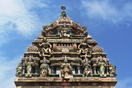 kali amman temple