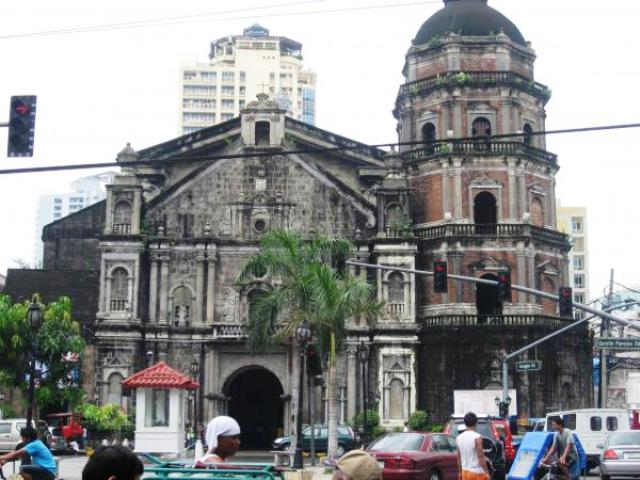 binondo church in manila