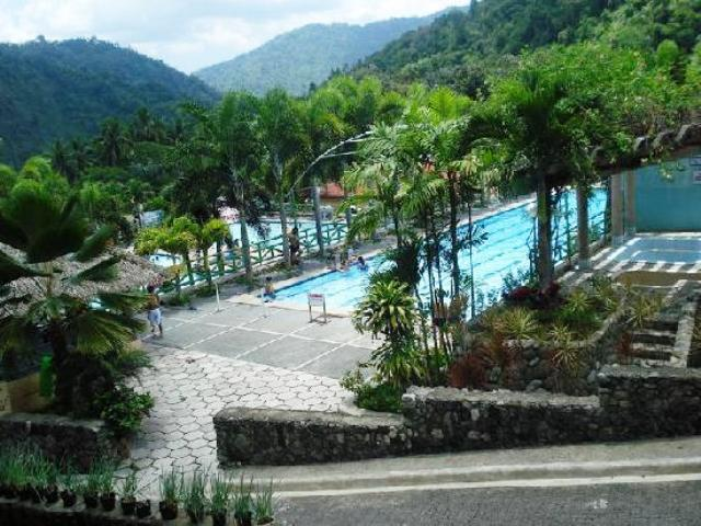 hot spring in baguio