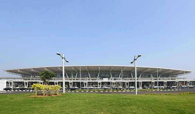 getting to chennai, airport, india
