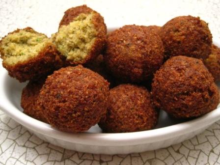 falafels, local food, eilat, israel