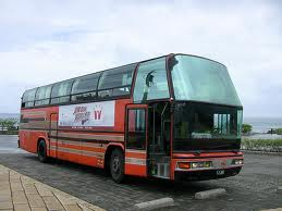 getting to hualien by bus