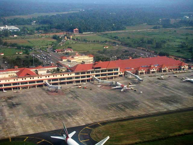airport, kochi, india