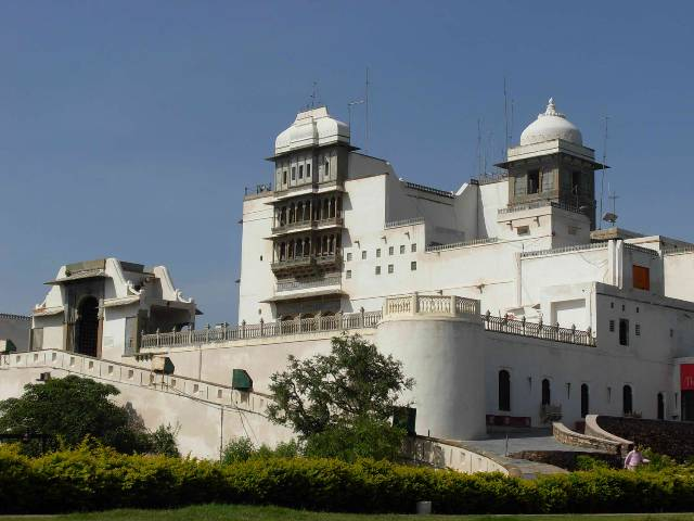 palace, udaipur, india