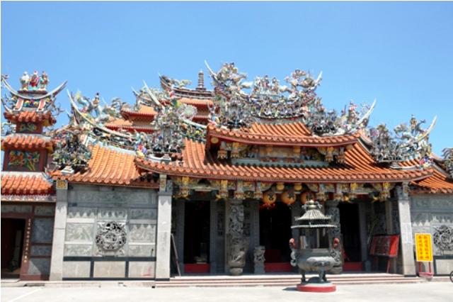 yenpin temple, hualien