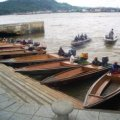 getting around, water taxis, brunei