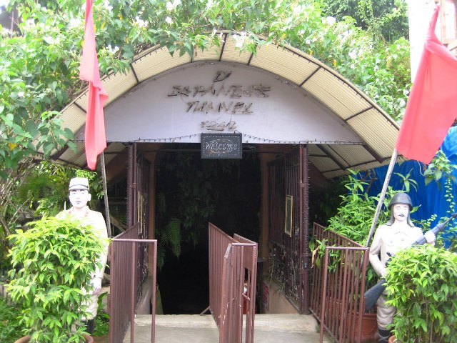 tunnel, japaneses, davao, philippines