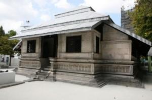 mosque, hukuru miski