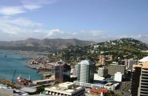 port city, papua new guinea