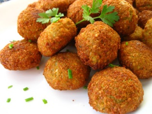 falafel, local food, kuwait,