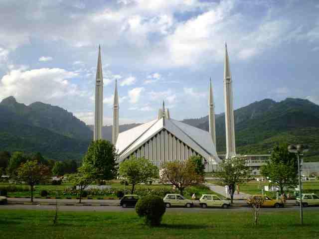 mosque, pakistan