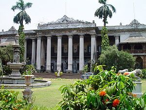palace, india, calcutta