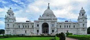 memorial building, india, calcutta