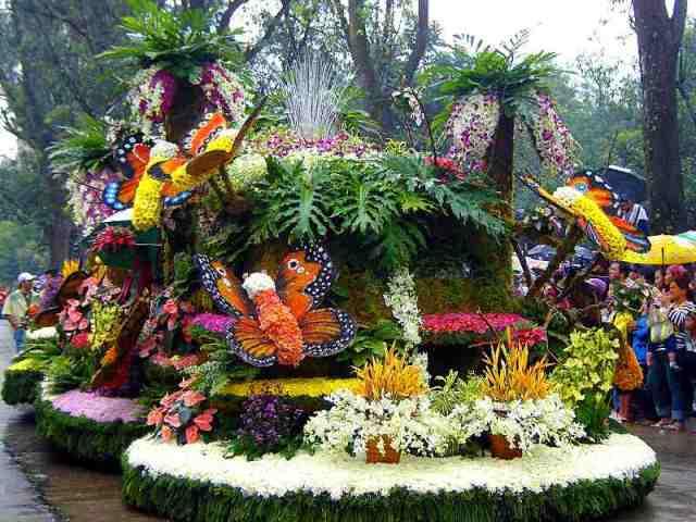 festival, baguio, philippines