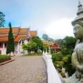 palace, chiang mai, thailand