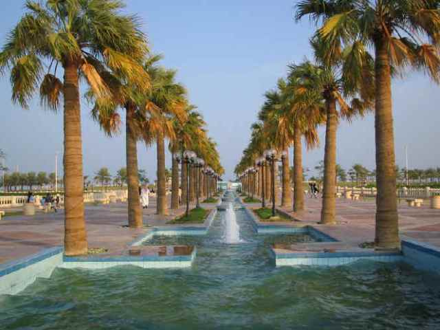 corniche, al khobar, saudi