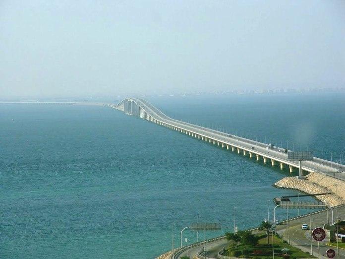 bridge, al khobar, saudi, king fahd causeway
