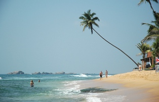 hikkaduwa, sri lanka, attraction
