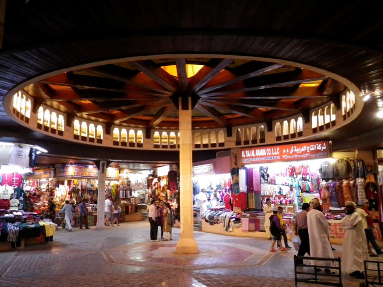 Touring Muttrah and Muttrah Souq - Cush Travel Blog