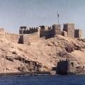 paraohs island, jordan, aqaba