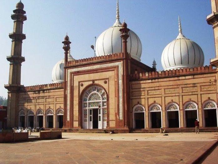 jama masjid, india, agra