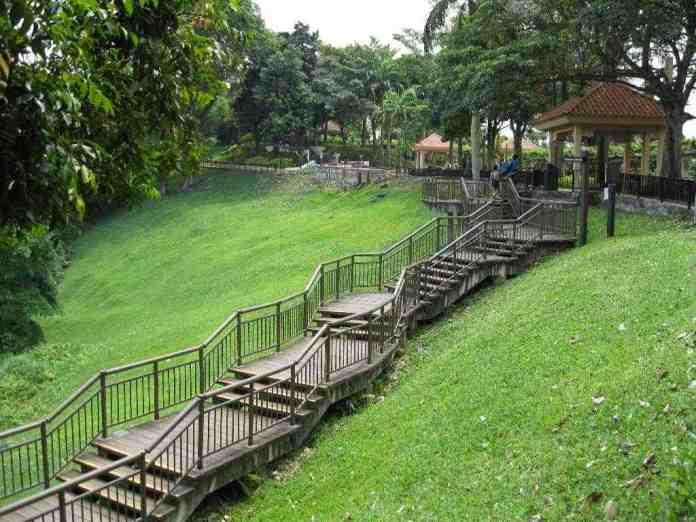 mt. faber, park, tourist destination