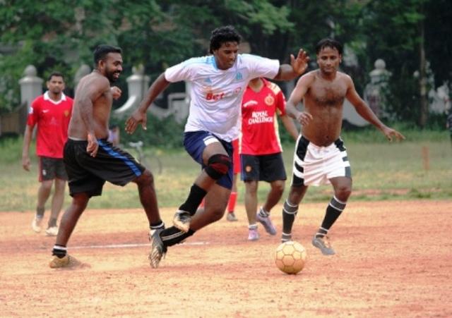 football, india, kochi, sport