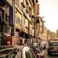 colaba causeway, street, india, mumbai