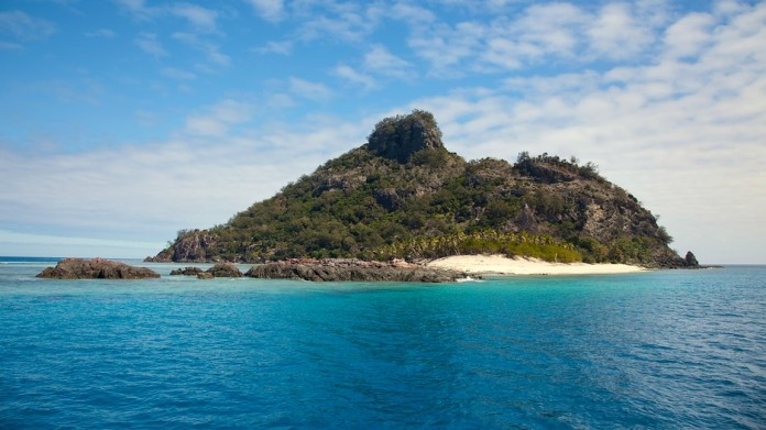 mamanuca islands, pacific, fiji